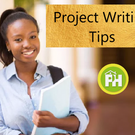 project writing tips