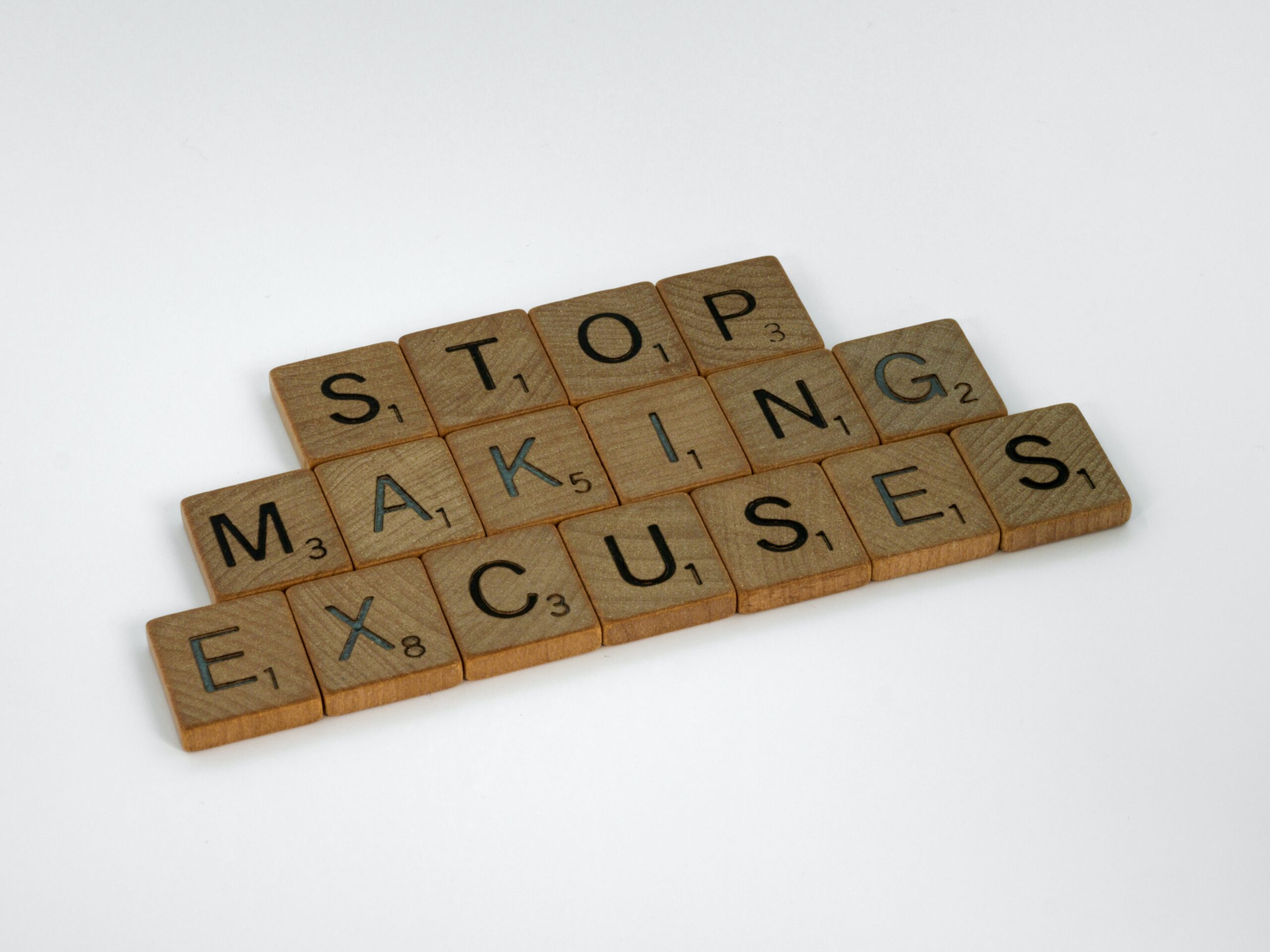 20 Excuses Students Should Stop Making in Life