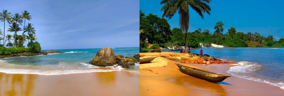 Beaches In Cameroon