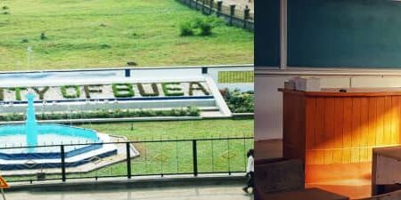 Faculties In the University of Buea