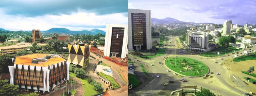 Yaoundé cleanest city in Cameroon