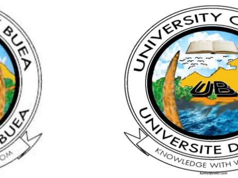 The university of Buea Logo
